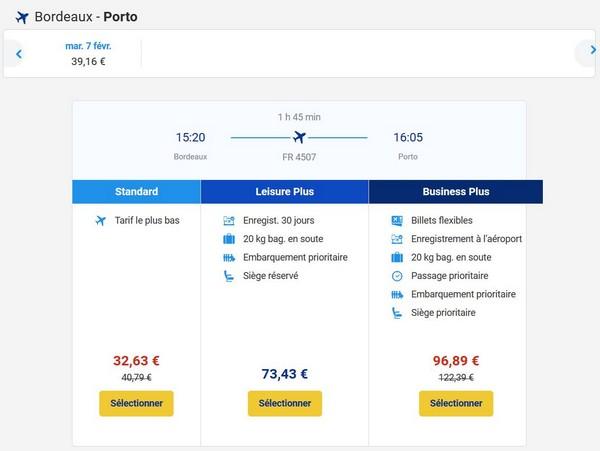 info pratique trouver billet avion