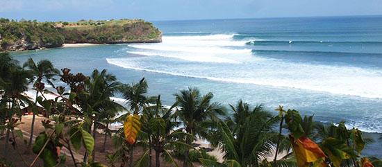 plage-surf-Balangan-Bali