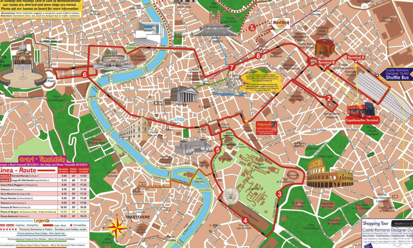 plan-bus-touristique-rome-ligne-rouge