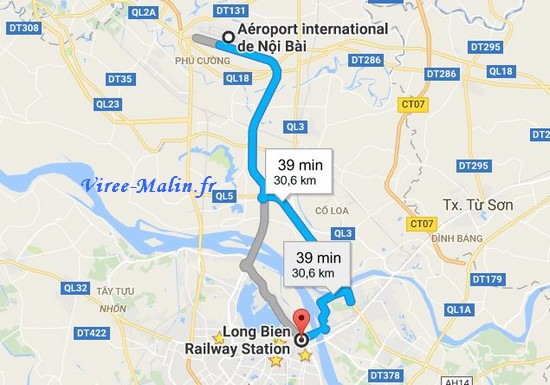transfert-aeroport-hanoi-vieux-quartier-hanoi