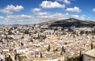 Visiter Grenade et l'Alhambra