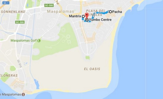 ou-sortir-Playa-del-Ingles-sud-canarie