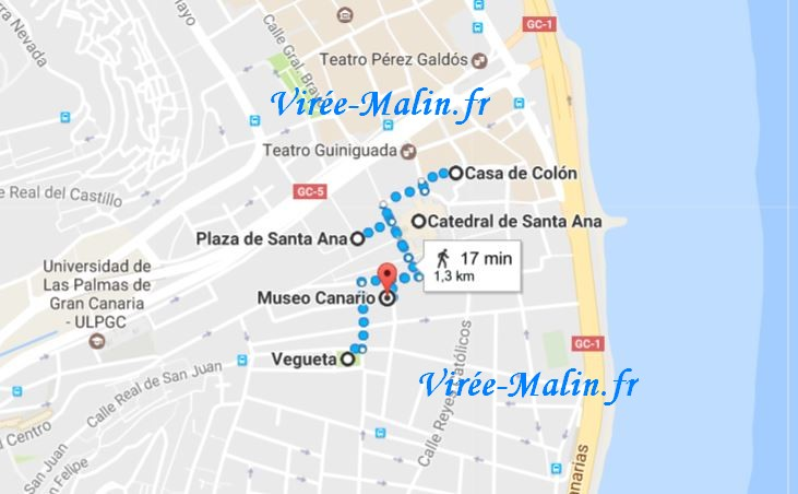Visiter Las Palmas De Grande Canarie