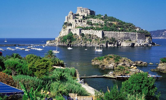 Ischia-Ponte-Castello