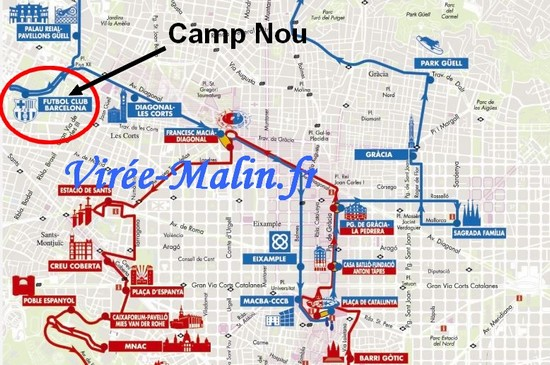 Carte Transport Barcelone Prix.Le Barcelone City Pass