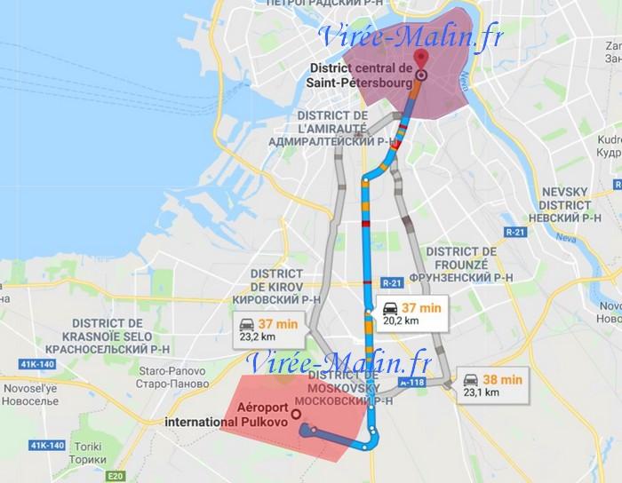 rejoindre-saint-petersbourg-depuis-aeroport-international-pulkovo