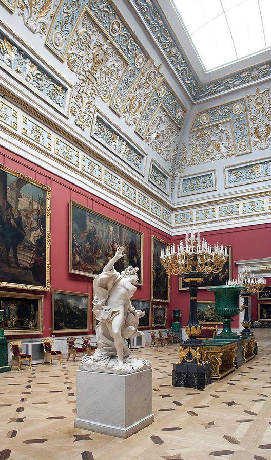 visiter-musee-de-l-ermitage-hall-italien-saint-petersbourg
