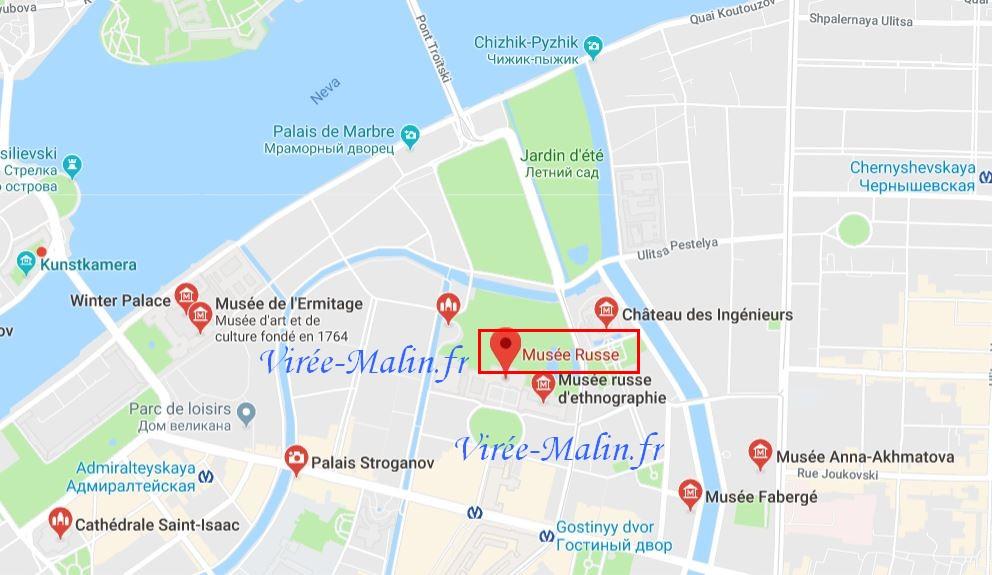 visiter-saint-petersbourg-musee-russe