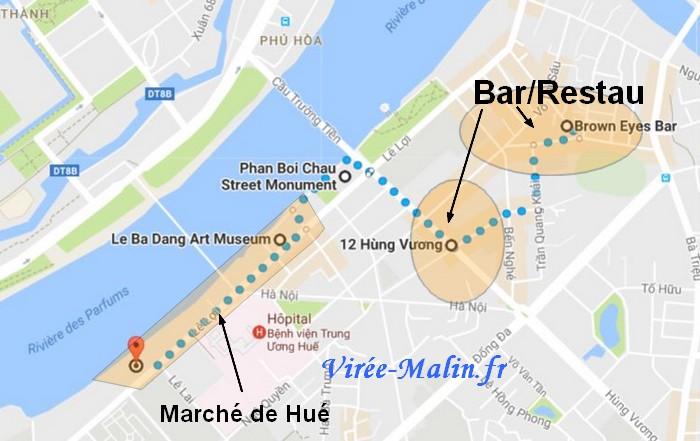 ou-sortir-hué-googlemap