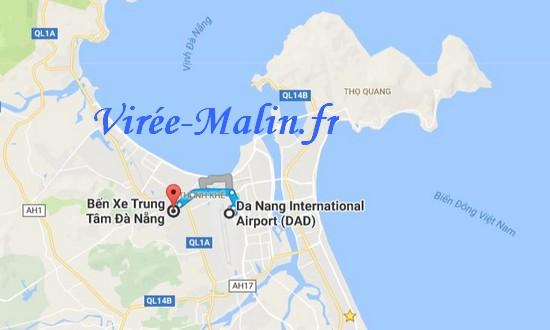 rejoindre-gare-routiere-bus-da-nang-depuis-aeroport
