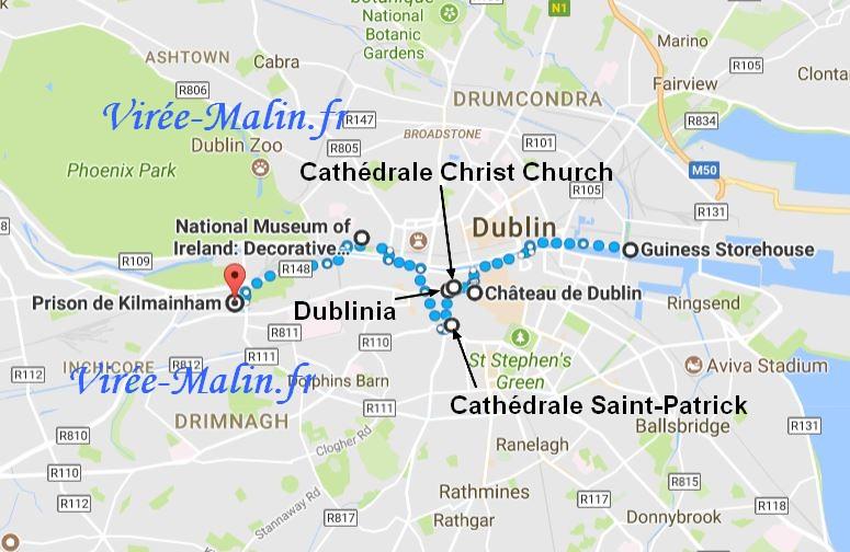 visiter-dublin-googlemap