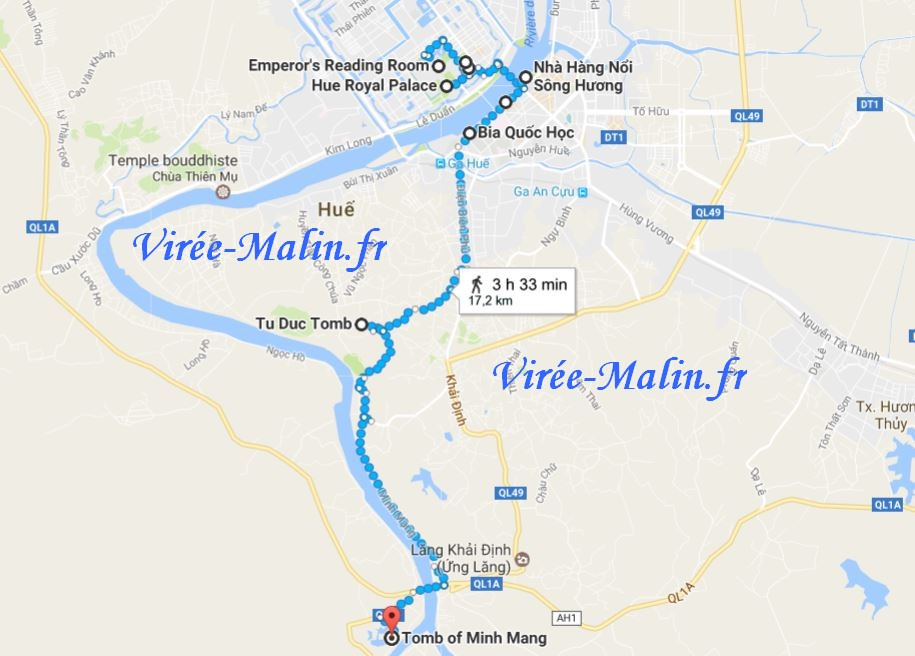 visiter-hue-googlemap