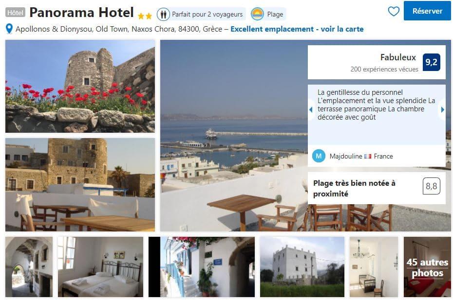 panorama-hotel-chora-naxos-proche-port