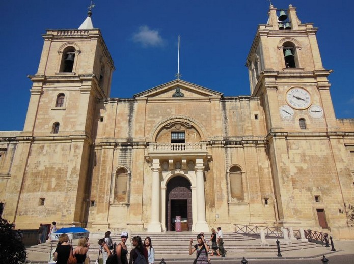 cathedrale-Saint-Jean-Valette-malte