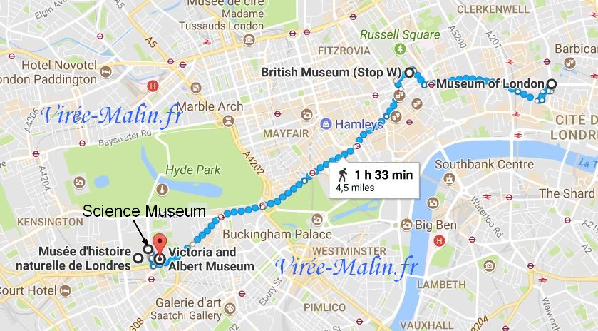 musee-londres-googlemap