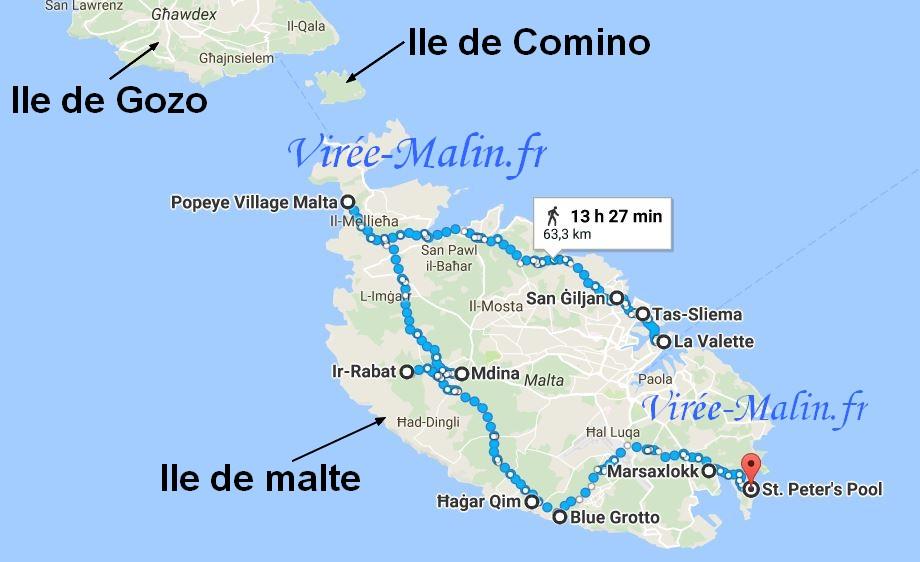 visiter-malte-googlemap