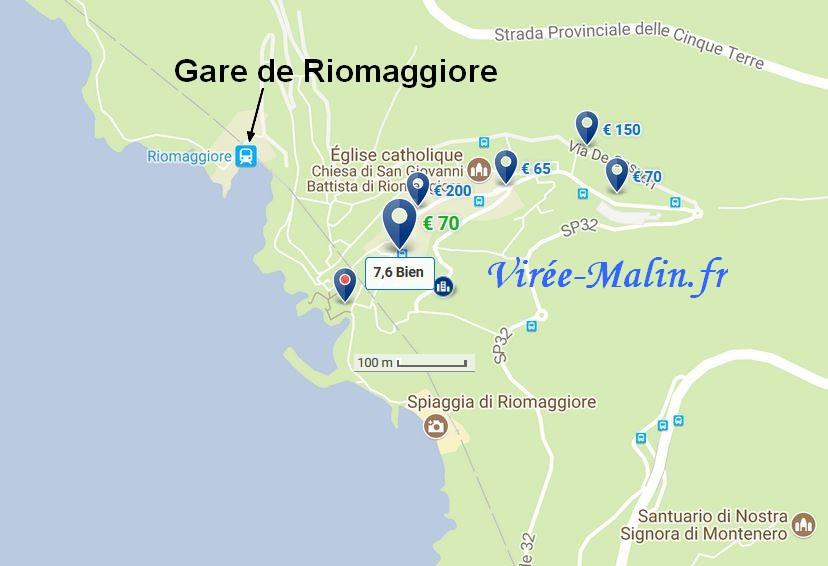 Visiter Les Cinque Terre Italie