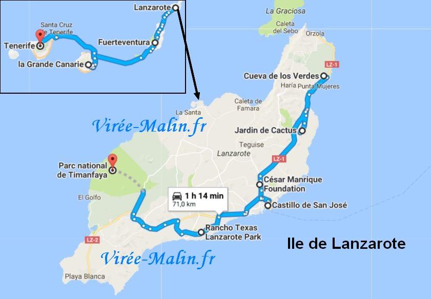 Carte Tenerife A Imprimer.Visiter La Grande Canarie Des Iles Canaries