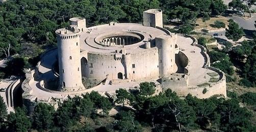 Palma-de-Majorque-Chateau-de-Bellver