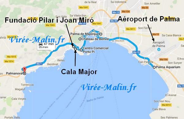 baie-palma-majorque-googlemap