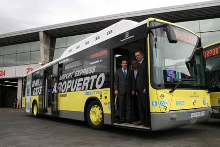 madrid-aeroport-bus-jaune