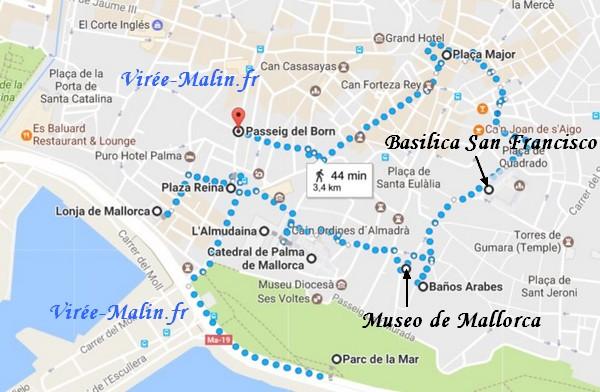 visite-palma-majorque-googlemap
