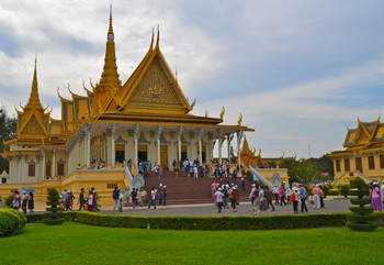 Visiter Phnom Penh