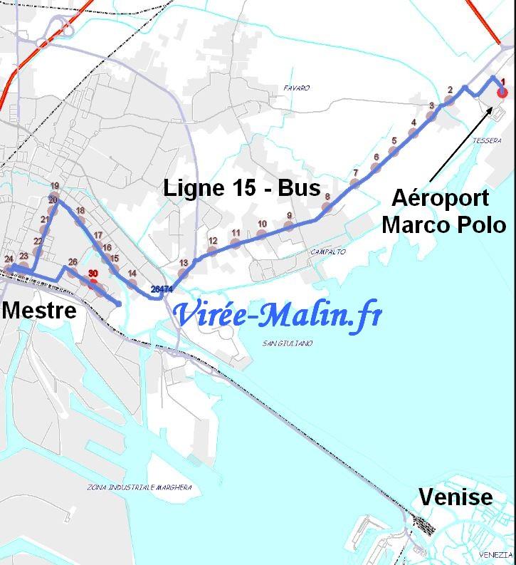 rejoindre-mestre-depuis-aeroport-marco-polo-bus
