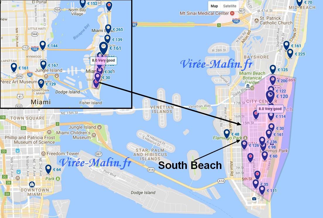 Visiter Miami En 7 Jours Cartes Et Conseils Pour Votre
