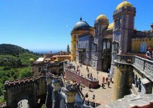 Visiter Sintra et Cascais
