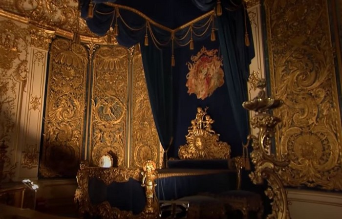 decoration-Linderhof-chateau