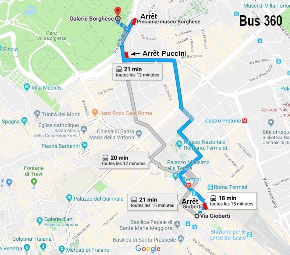 rejoindre-galerie-borghese-en-bus-depuis-gare-termini-rome