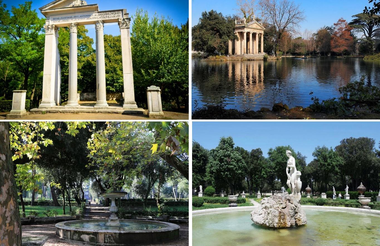 visite-guide-francais-jardins-villa-borghese