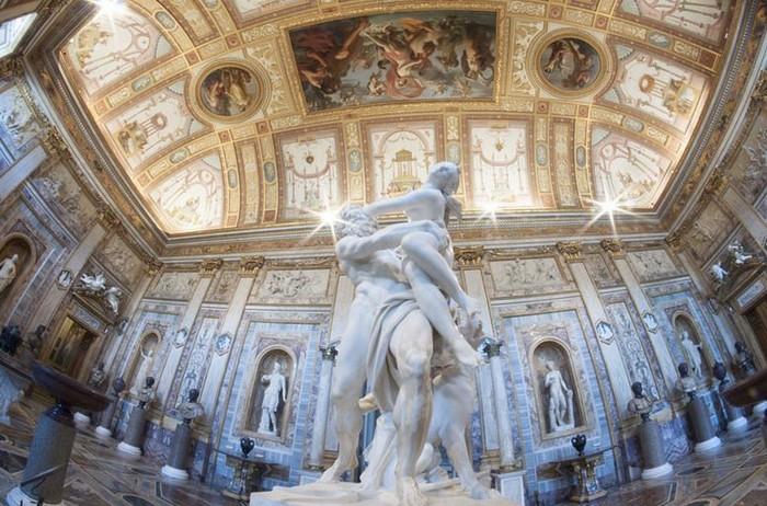 visiter-galerie-borghese-rome-antiquites
