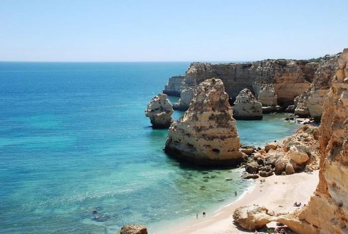 Visiter la région Algarve