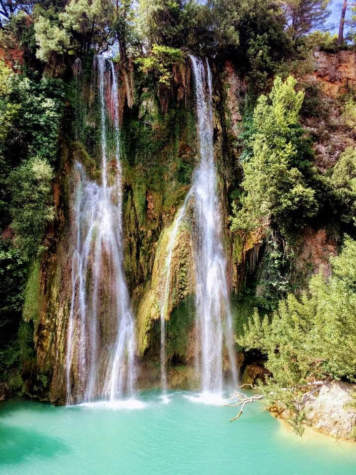 Sillans-cascade