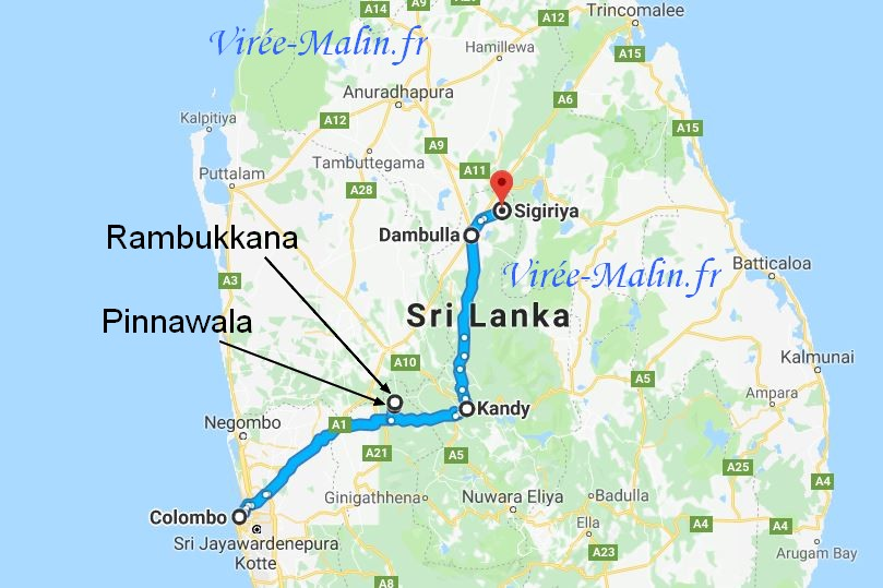 rejoindre-pinnawala-kandy-depuis-colombo-en-train