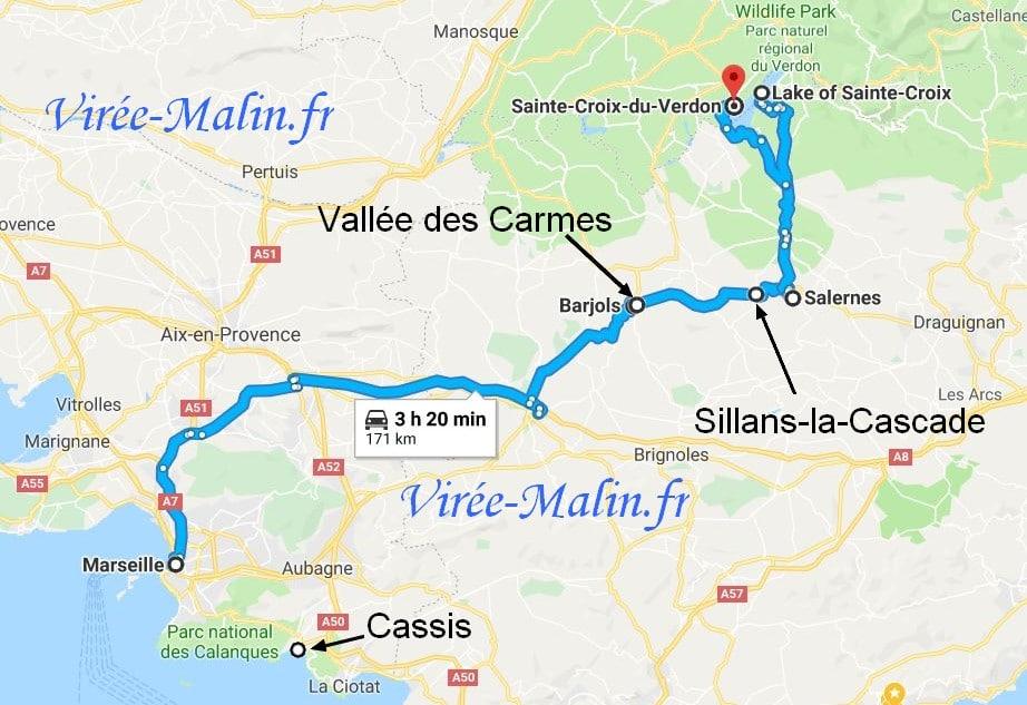 itineraire-gorges-du-verdon