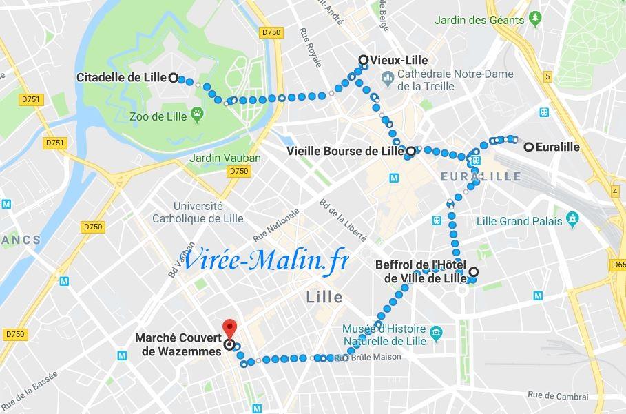 visiter-lille-carte-googlemap