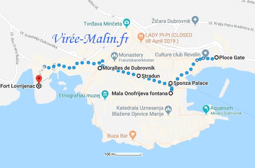 visiter-dubrovnik-googlemap