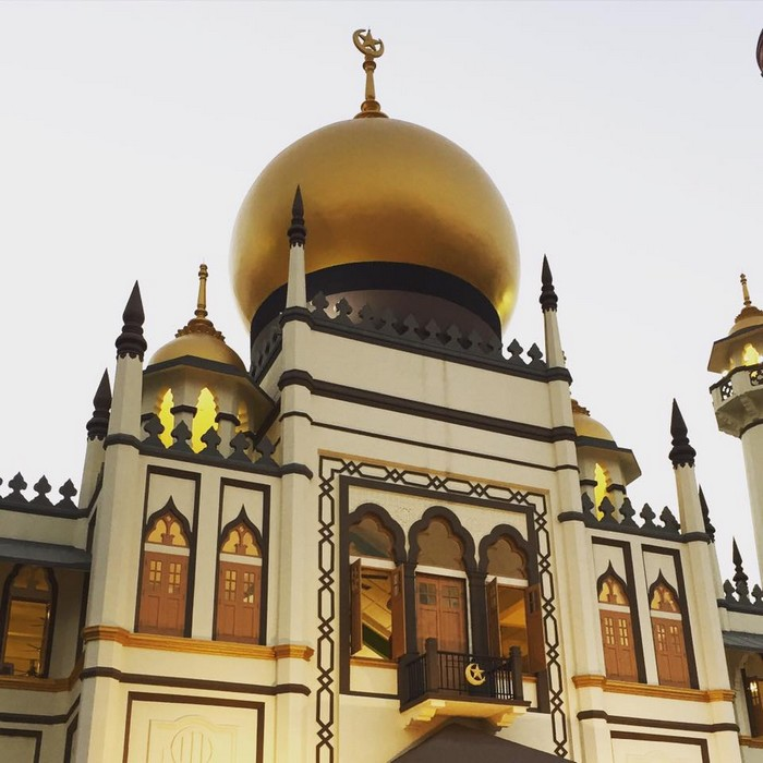 SultanMosque-singapour