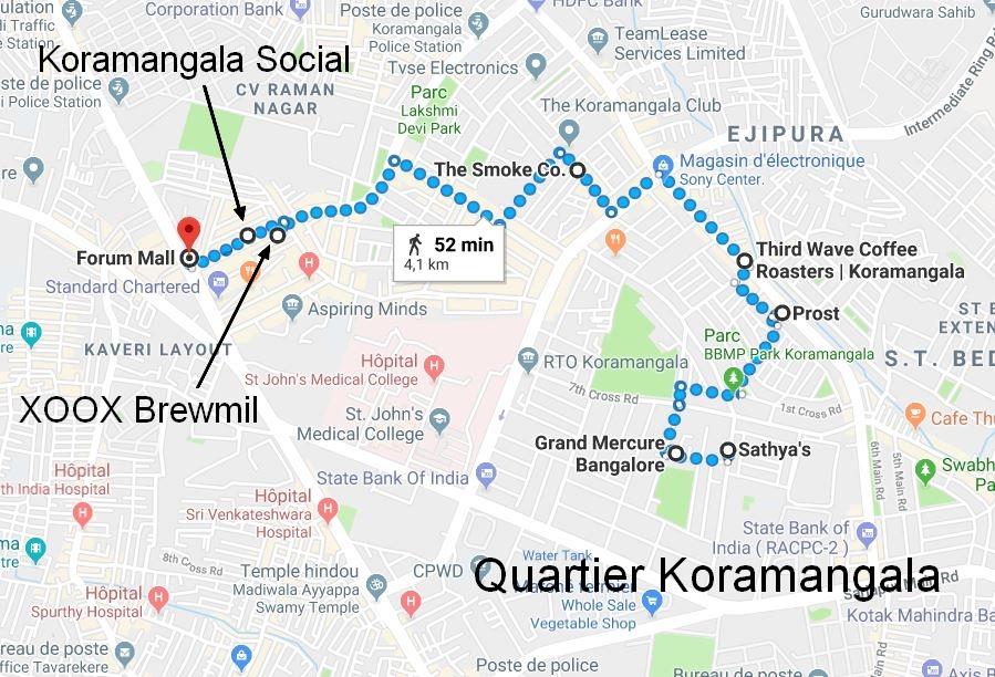Meilleurs lieux de rencontre à Bangalore