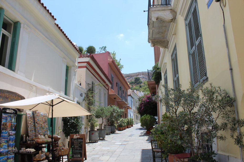 rue-Plaka-athenes