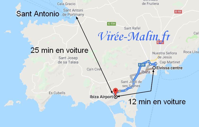 rejoindre-aeroport-eivissa-transfert-ibiza