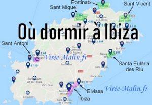 Où dormir à Ibiza ? Loger à Eivissa ou Sant Antoni ?