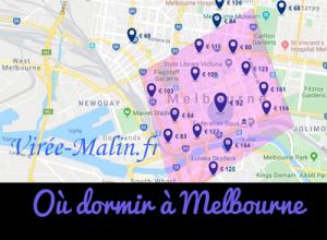 Où dormir à Melbourne - Quel quartier loger à Melbourne
