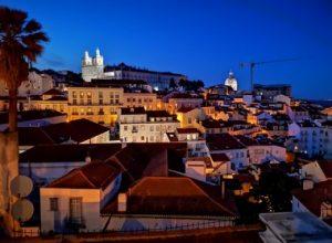 Voyage à Lisbonne