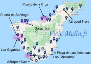 Où dormir sur Ténérife, la plus grande île des Canaries
