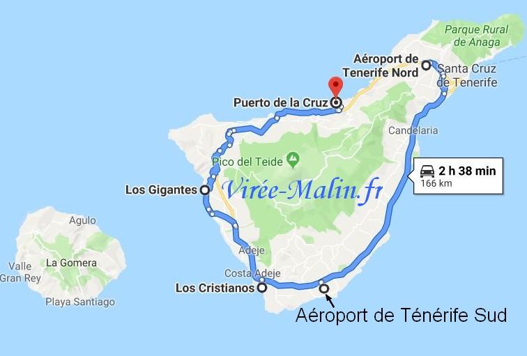 transfert-aeroport-tenerife