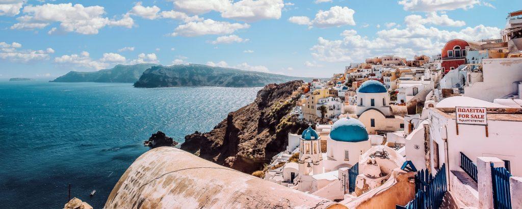 Où partir voyager en GRECE